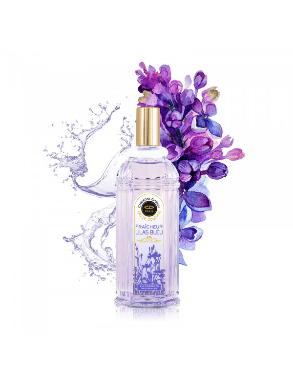 Lilas bleu